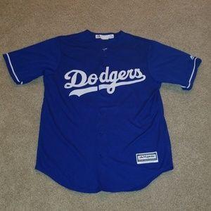 Los Angeles Dodgers (Kershaw) Jersey